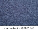 Blue Knitted Fabric Made Of...