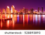 San Diego Downtown Seen From...