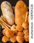Small photo of It's almost impossible to think about lunch or dinner without Bread and loaf