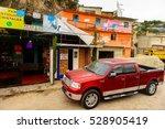 san cristobal de las casas ... | Shutterstock . vector #528905419