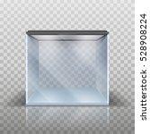 blank vector aquarium on a...   Shutterstock .eps vector #528908224