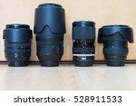 Four camera lens