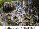 beautiful tolantongo caves ...   Shutterstock . vector #528933070