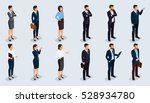 people isometric 3d ... | Shutterstock .eps vector #528934780