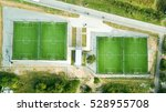 aerial view of outdoor futsal... | Shutterstock . vector #528955708