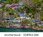 aerial view of beautiful... | Shutterstock . vector #528961186
