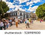 oaxaca  mexico   oct 31  2016 ... | Shutterstock . vector #528989830