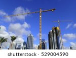 Huge Construction Cranes For...