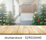 Christmas Tree With Top Wood...