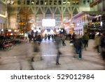 city street blurred image for... | Shutterstock . vector #529012984