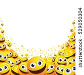 Funny Abstract Smiley...