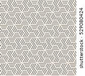 triangle pattern  modern... | Shutterstock .eps vector #529080424