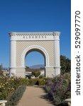 the big alhambra symbol... | Shutterstock . vector #529097770
