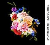 Bouquet Of Flowers....