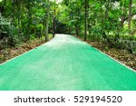 the green way in chatuchak park ...   Shutterstock . vector #529194520