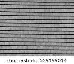 Gray Tiles Roof Pattern