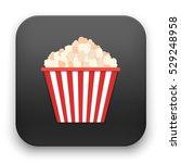flat vector icon   illustration ... | Shutterstock .eps vector #529248958