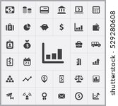 bank icons universal set for... | Shutterstock . vector #529280608