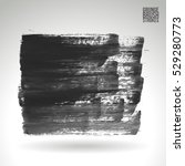 brush stroke and texture.... | Shutterstock .eps vector #529280773