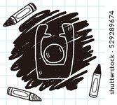 hand up doodle | Shutterstock .eps vector #529289674