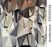 abstract geometric pattern...   Shutterstock .eps vector #529303318