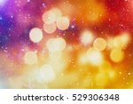 abstract blurred of blue and... | Shutterstock . vector #529306348