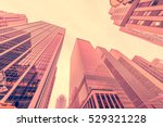 new york skyscrapers vew from... | Shutterstock . vector #529321228