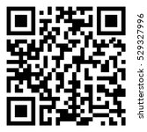 Sample Qr Code Icon   Vector