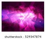 polygonal mosaic background ...   Shutterstock .eps vector #529347874
