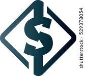 dollar symbol | Shutterstock .eps vector #529378054