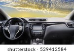interior car | Shutterstock . vector #529412584