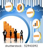 business people | Shutterstock .eps vector #52943392