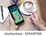 chiang mai  thailand   november ... | Shutterstock . vector #529439788