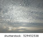 white clouds in blue sky   Shutterstock . vector #529452538