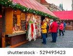 prague  czech republic  ...   Shutterstock . vector #529495423