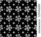 flower seamless pattern.... | Shutterstock .eps vector #529496089
