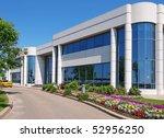hospital entrance | Shutterstock . vector #52956250