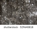 Silver Sequins Pattern Texture...
