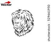 lion logo | Shutterstock .eps vector #529661950