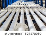 pipeline oil and gas production ... | Shutterstock . vector #529670050