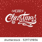 """merry christmas"" handwritten... 