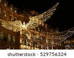 christmas lights   Shutterstock . vector #529756324