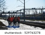 Several Railway Workers In...