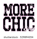 fashion slogan 2 | Shutterstock .eps vector #529894354
