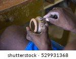 boa vista  cape verde  ... | Shutterstock . vector #529931368