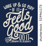 cool typography  slogan  t... | Shutterstock .eps vector #529961173