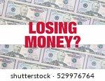 50 us dollar bill background... | Shutterstock . vector #529976764