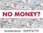 50 us dollar bill background... | Shutterstock . vector #529976770