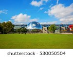 paris  france   october 15 ... | Shutterstock . vector #530050504