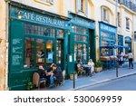 paris  france   october 16 ... | Shutterstock . vector #530069959